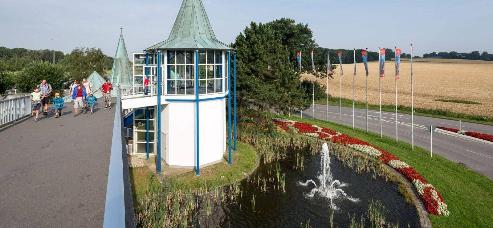 Henrejse Deutschlands Einziger Erlebnispark Am Meer